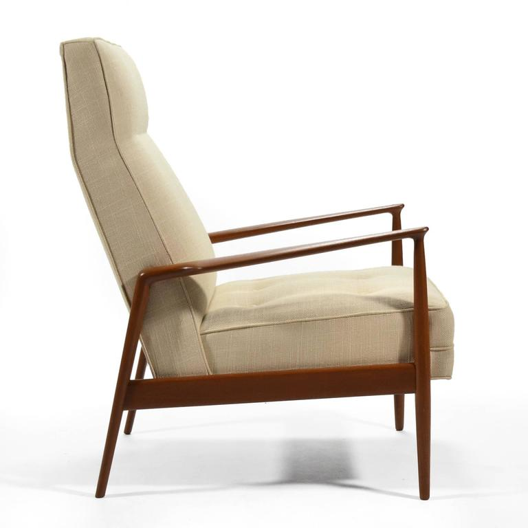 Ib Kofod-Larsen Highback Lounge Chair 7
