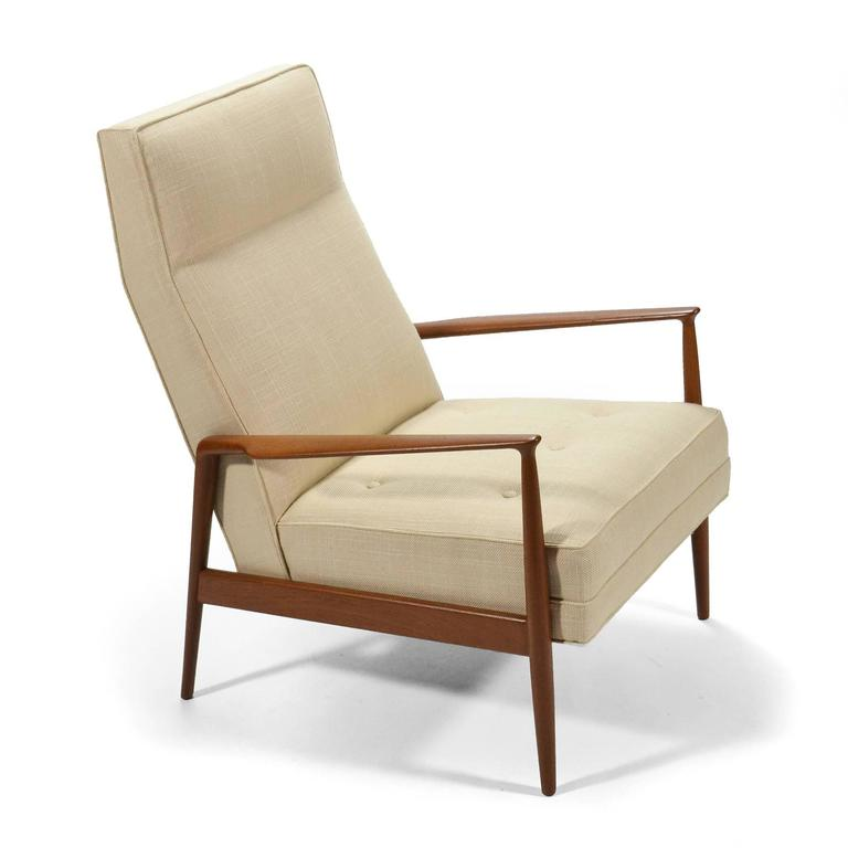 Ib Kofod-Larsen Highback Lounge Chair 8