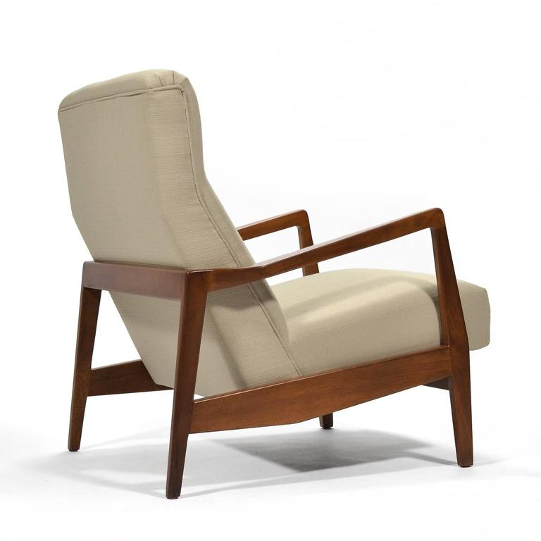 Jens Risom Pair of Lounge Chairs 4