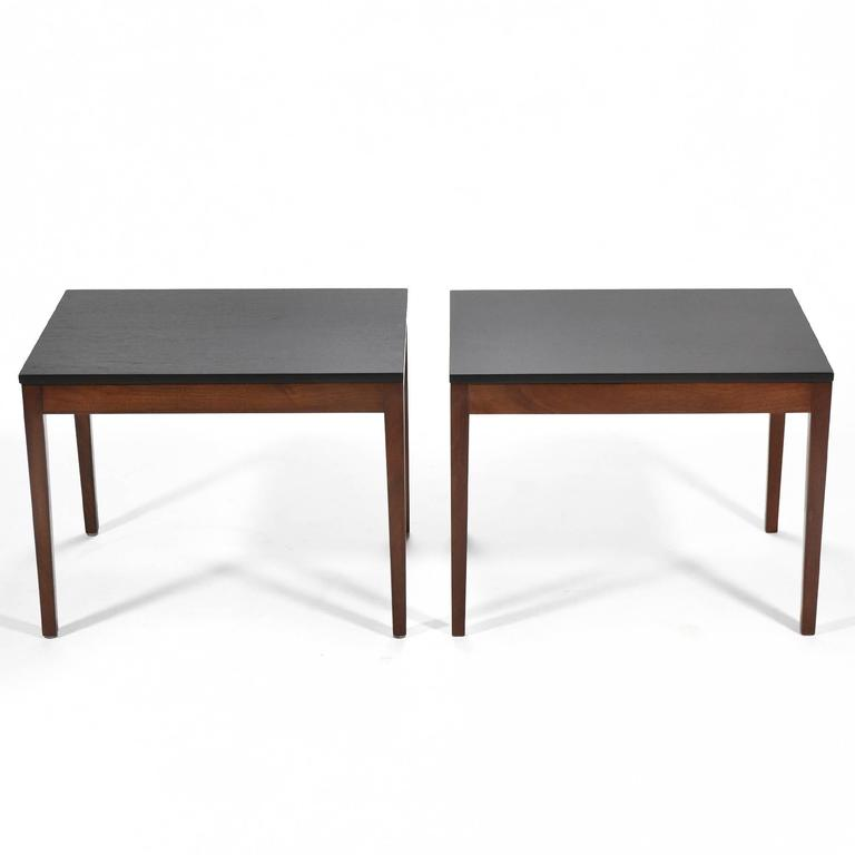 George Nelson Pair of Side Tables by Herman Miller 2