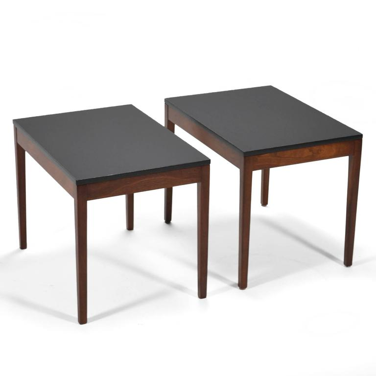 George Nelson Pair of Side Tables by Herman Miller 4