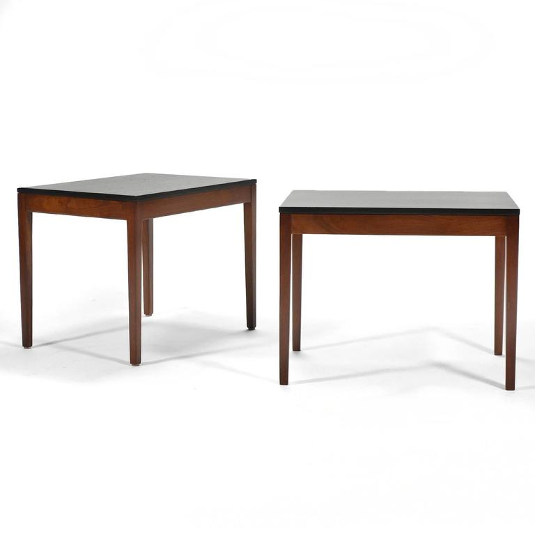 George Nelson Pair of Side Tables by Herman Miller 5