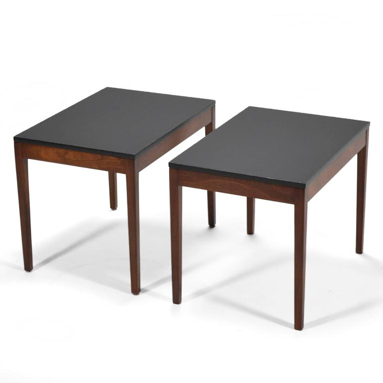 George Nelson Pair of Side Tables by Herman Miller 7