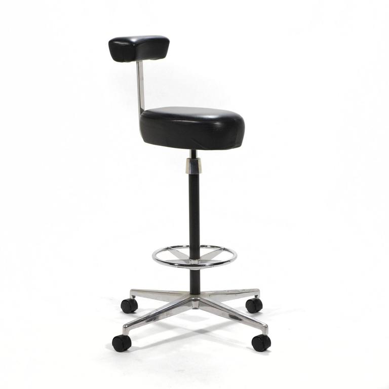 George Nelson Perch by Herman Miller 2