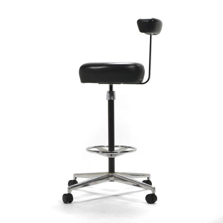 American George Nelson Perch by Herman Miller For Sale