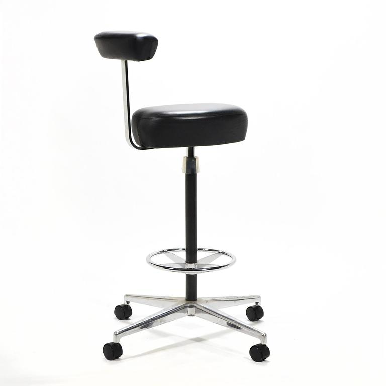 George Nelson Perch by Herman Miller In Good Condition For Sale In Highland, IN