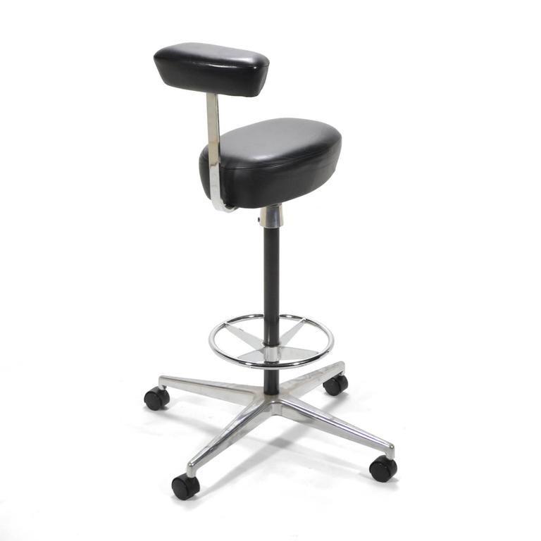Mid-20th Century George Nelson Perch by Herman Miller For Sale