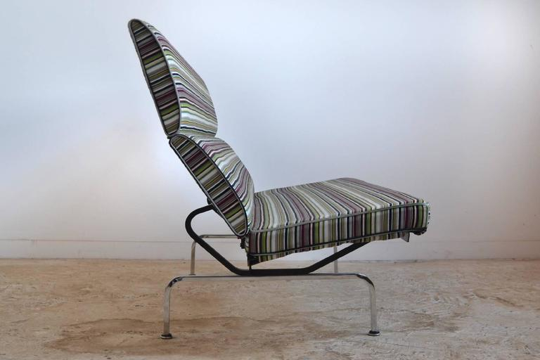 Eames Sofa Compact with Paul Smith Fabric by Herman Miller 5