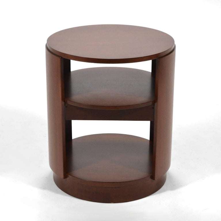 Edward Wormley Side Table by Dunbar For Sale 1