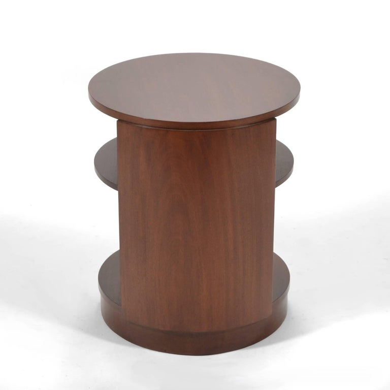 Edward Wormley Side Table by Dunbar For Sale 3
