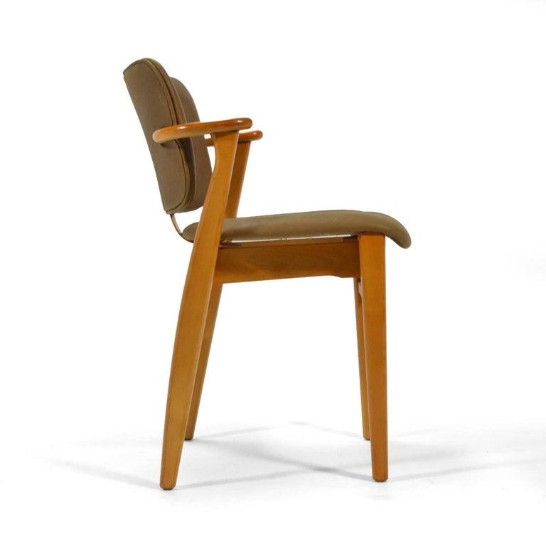 Scandinavian Modern Ilmari Tapiovaara Domus Armchair For Sale