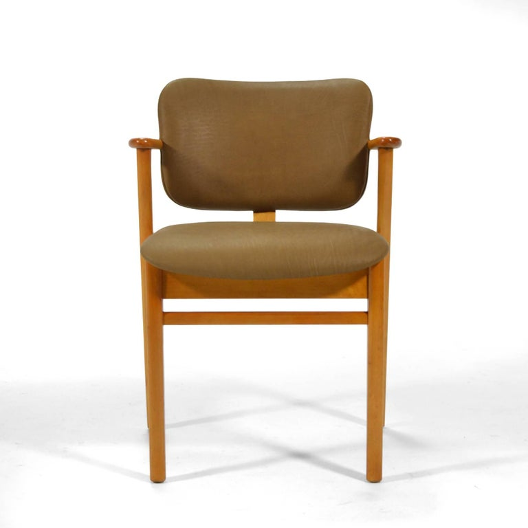 Ilmari Tapiovaara Domus Armchair In Excellent Condition For Sale In Highland, IN