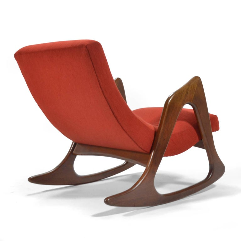 Adrian Pearsall Rocking Chair by Craft Associates 3