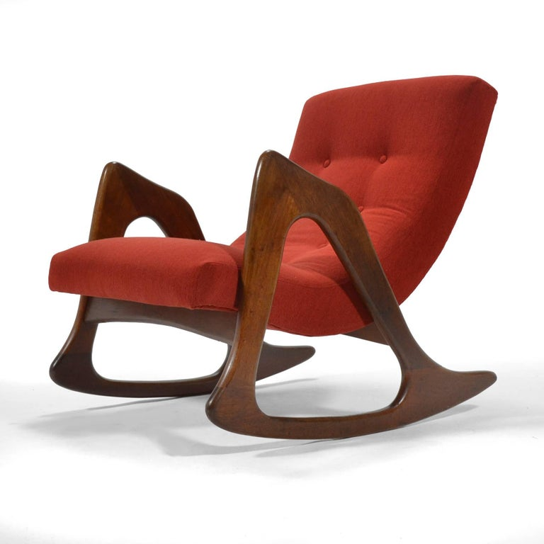 Adrian Pearsall Rocking Chair by Craft Associates 5