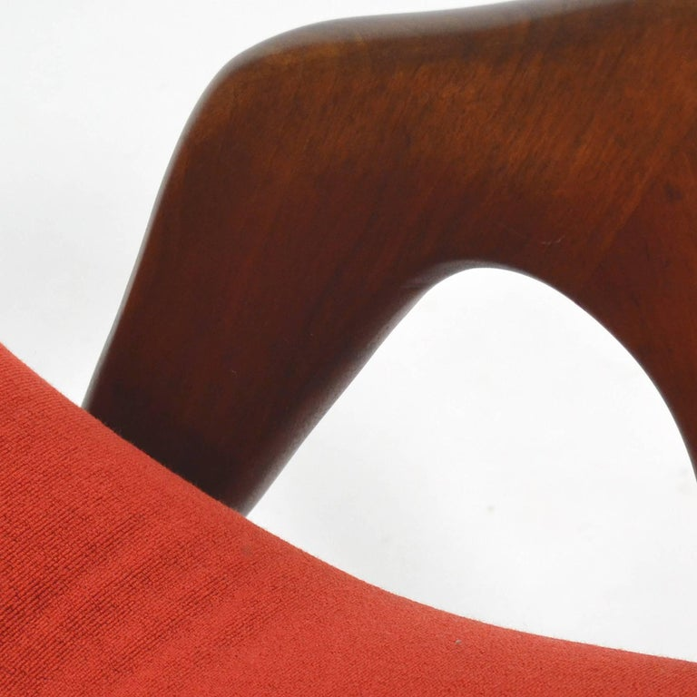 Adrian Pearsall Rocking Chair by Craft Associates 7