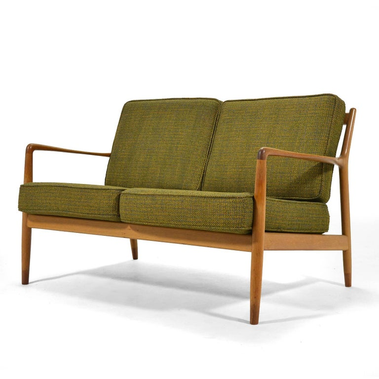 Swedish Folke Ohlsson Sofa by DUX For Sale