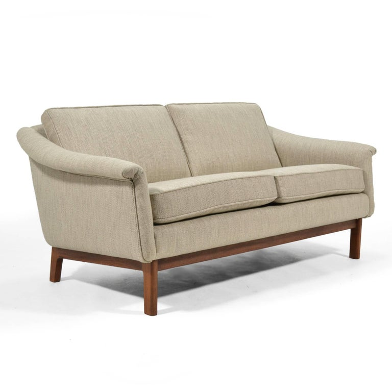Folke Ohlsson Two-Seat Sofa by DUX 2