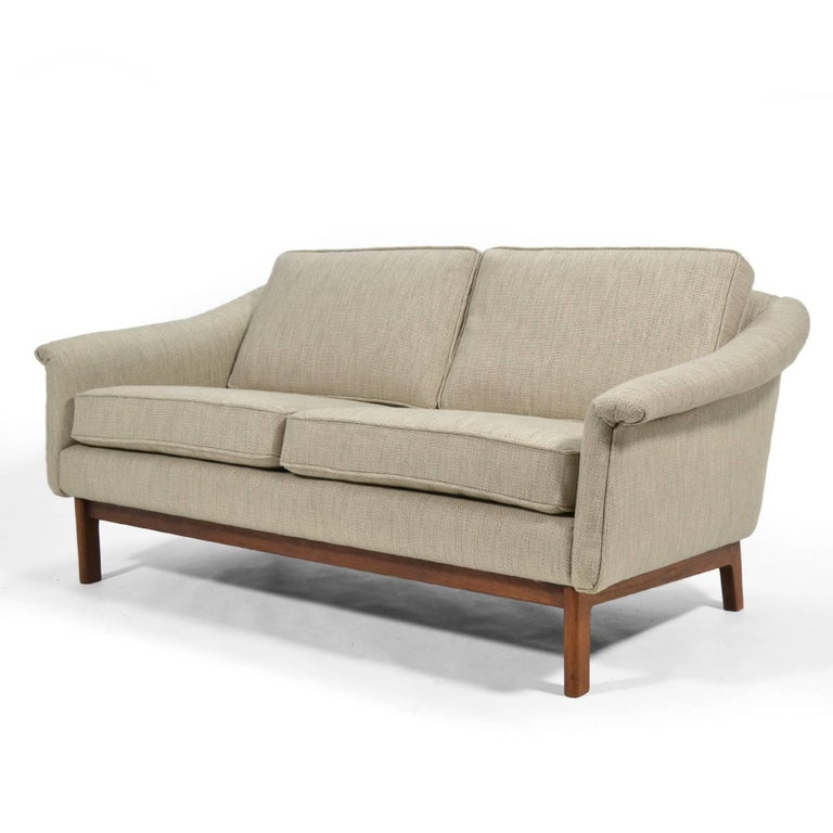 Folke Ohlsson Two-Seat Sofa by DUX 4