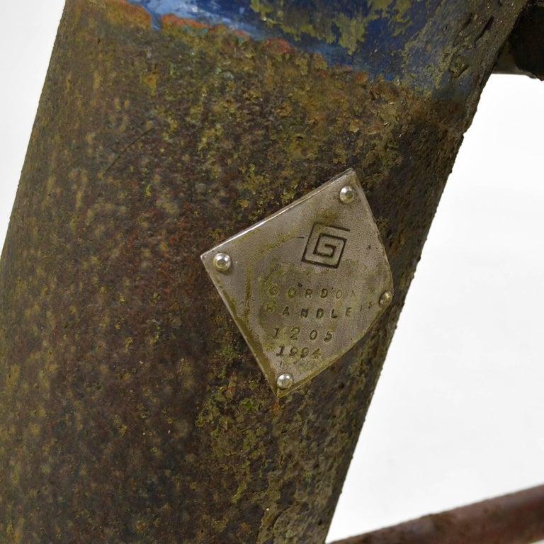 Gordon Chandler Bench Sculpture 4