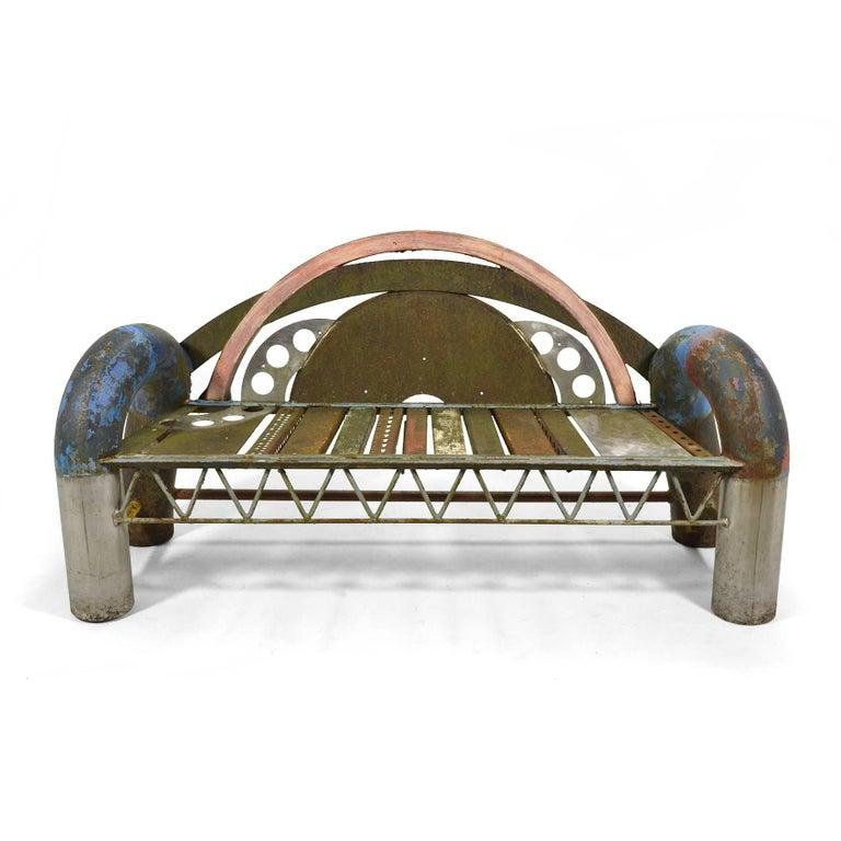 Gordon Chandler Bench Sculpture 6