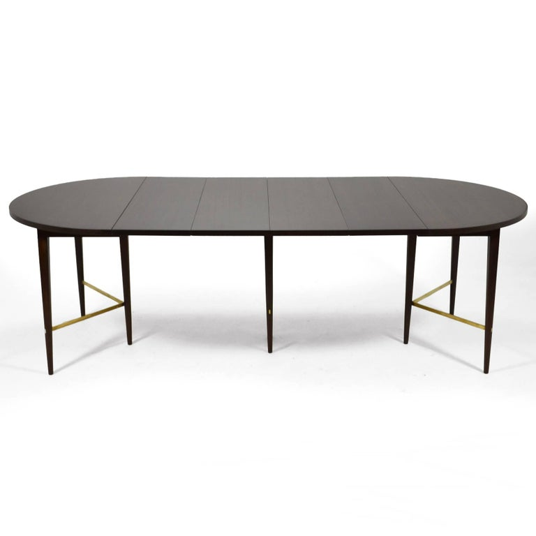 Paul McCobb Extension Dining Table by Calvin For Sale 2
