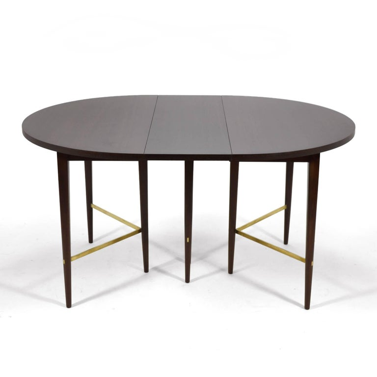 Paul McCobb Extension Dining Table by Calvin For Sale 3