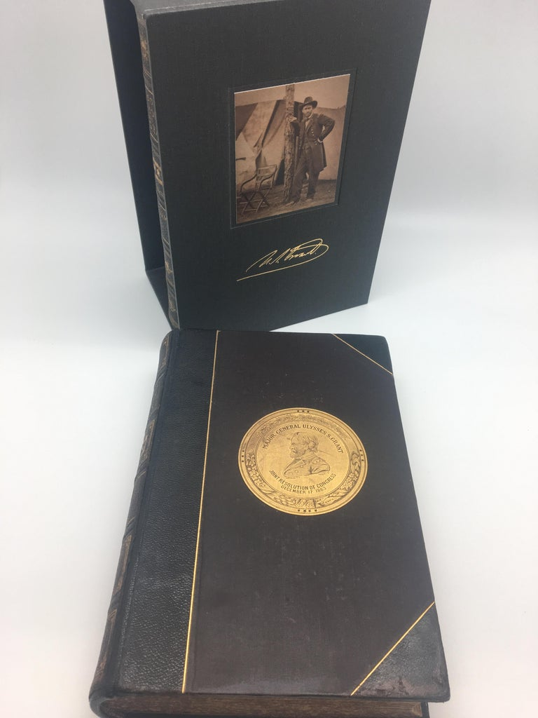 Personal Memoirs of U.S. Grant, Special 2-Volume First Edition, 1885-1886 For Sale 1