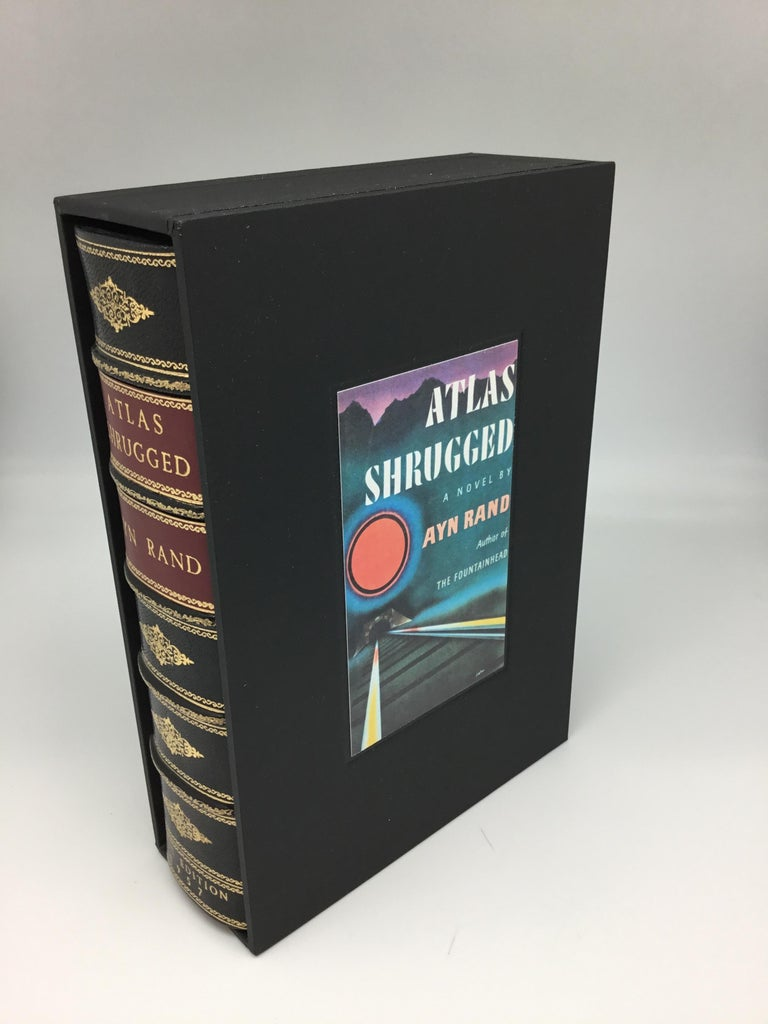 This is the first edition, first impression, of one of literature's most popular and influential novels of the 20th century. A high spot in 20th century literature, Atlas Shrugged is Ayn Rand's fourth and final novel, based on her principles of