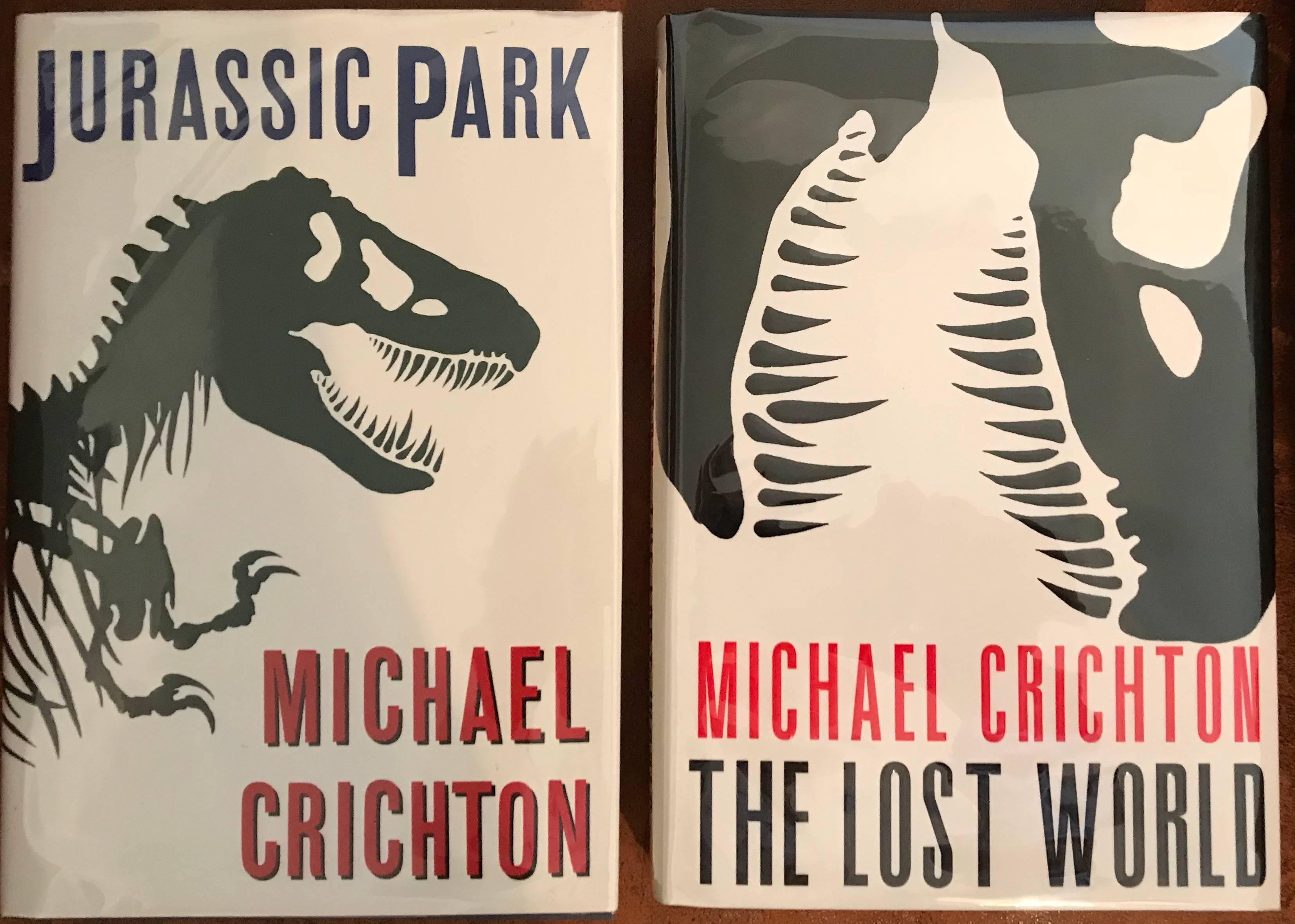 Michael Crichton ranked