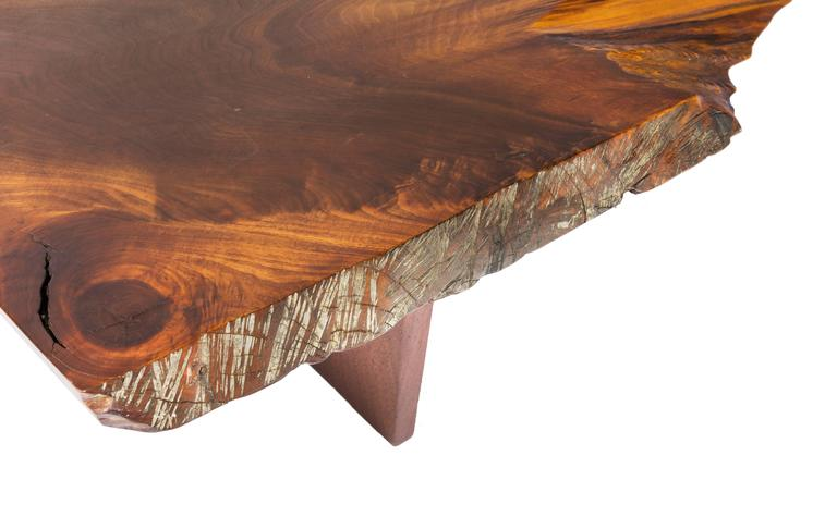 George Nakashima Minguren ii Coffee Table, 1968 In Excellent Condition For Sale In Pawtucket, RI