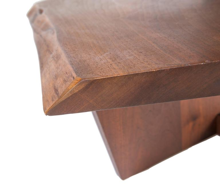 George Nakashima Minguren ii Coffee Table, 1968 For Sale 2