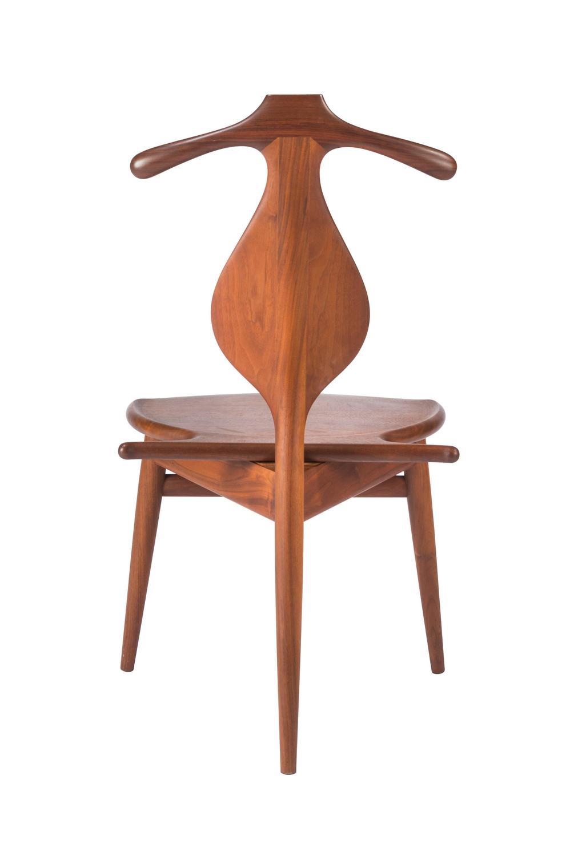 Hans Wegner Valet Chair For Johannes Hansen For Sale At 1stdibs