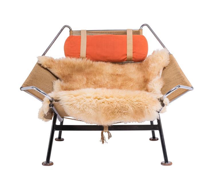 Flag Halyard Chair by Hans Wegner for GETAMA 7