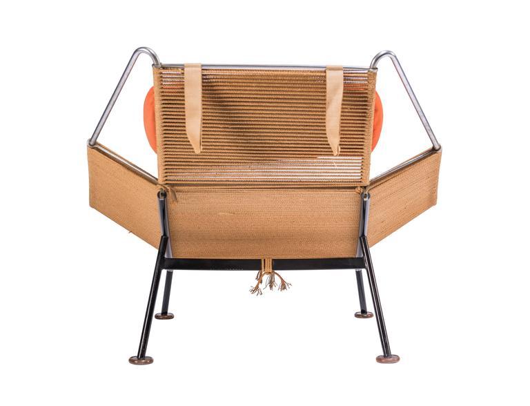 Flag Halyard Chair by Hans Wegner for GETAMA 8