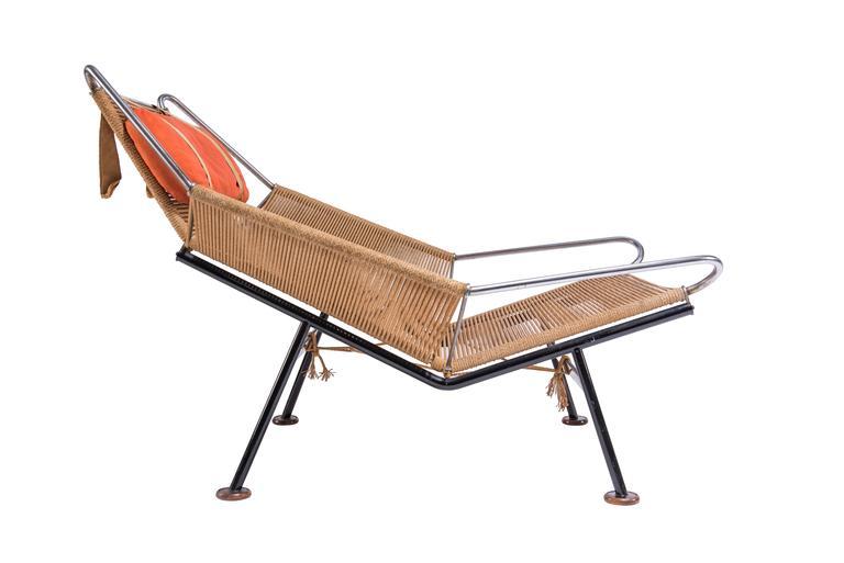 Flag Halyard Chair by Hans Wegner for GETAMA 5