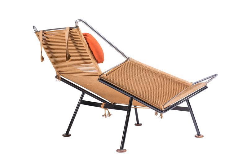 Flag Halyard Chair by Hans Wegner for GETAMA 4