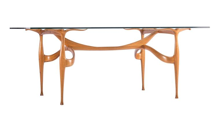 Dan Johnson Gazelle  Desk or Dining Table 3