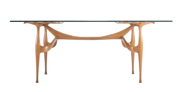 Dan Johnson Gazelle  Desk or Dining Table 4