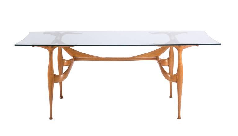 Dan Johnson Gazelle  Desk or Dining Table 2