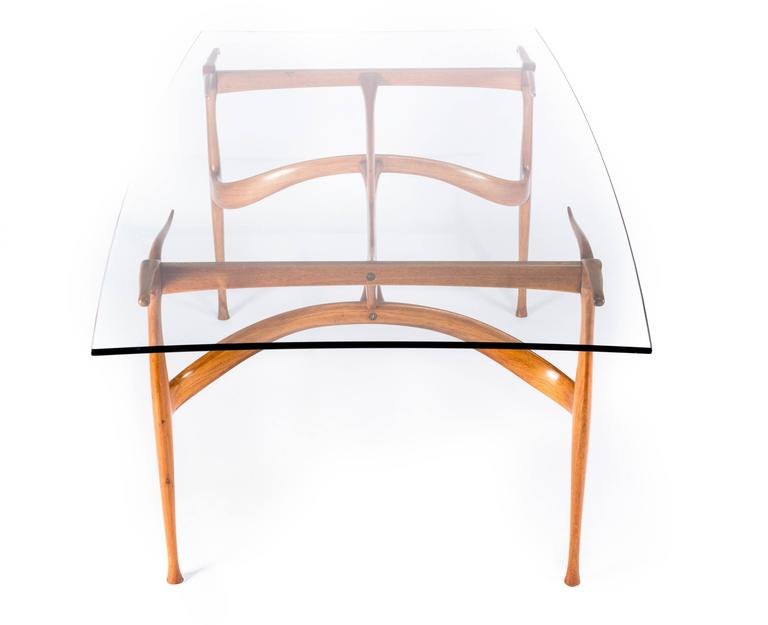 Dan Johnson Gazelle  Desk or Dining Table 7
