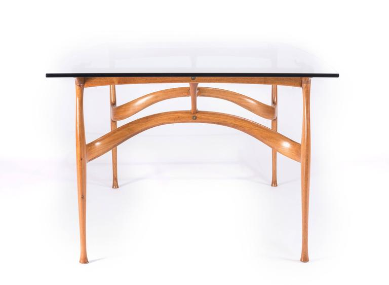 Dan Johnson Gazelle  Desk or Dining Table 6