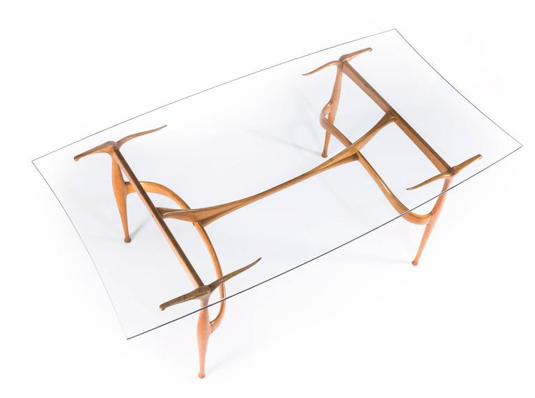 Dan Johnson Gazelle  Desk or Dining Table 5
