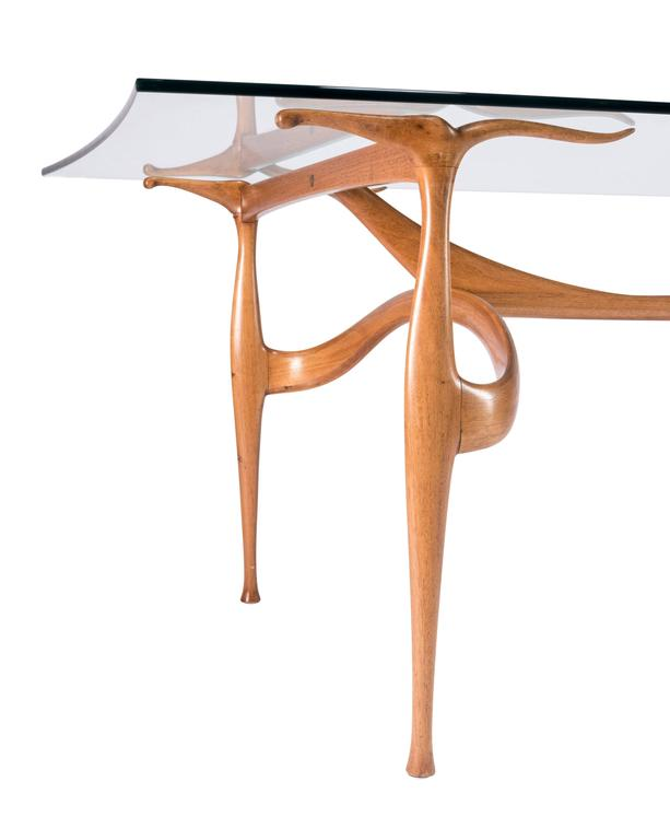 Dan Johnson Gazelle  Desk or Dining Table 8