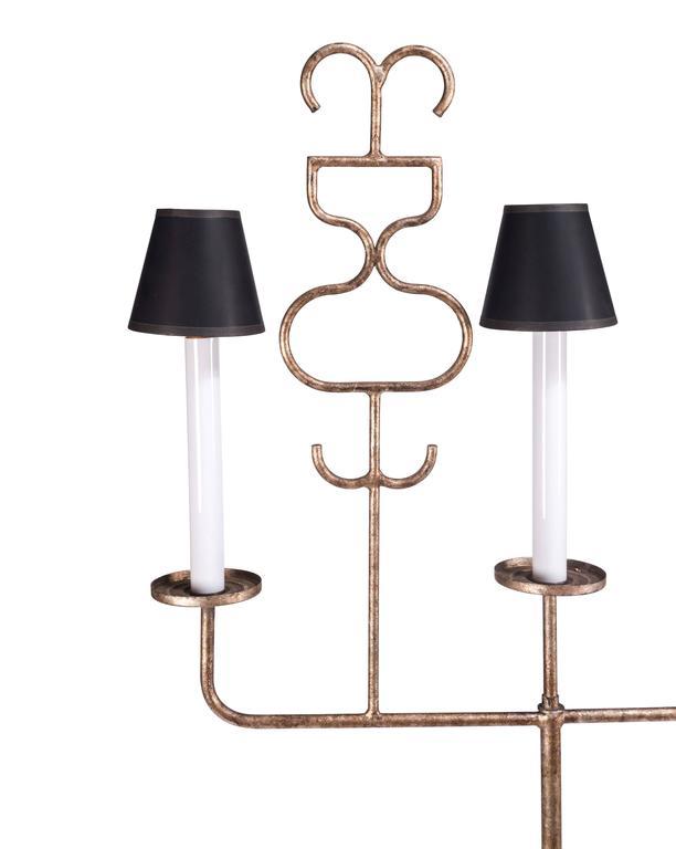 Mid-20th Century Tommi Parzinger Floor Lamp for Parzinger Originals For Sale