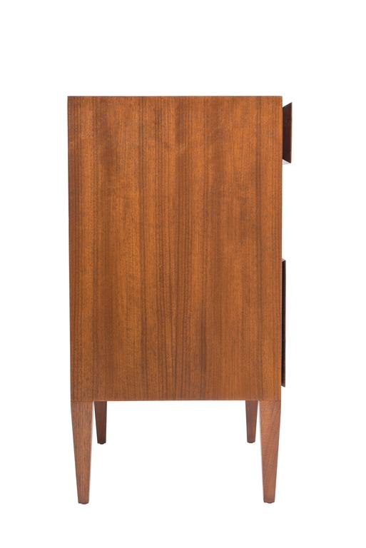 Gio Ponti Nightstands for Singer & Sons For Sale 2
