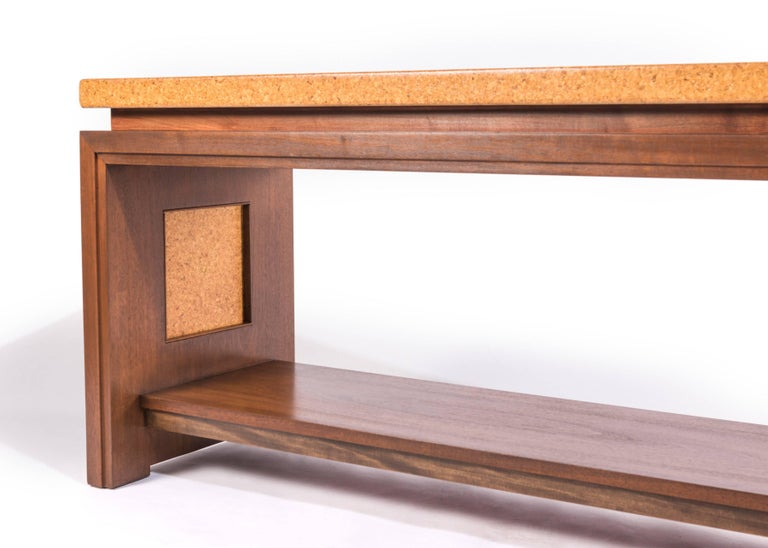 Rare Paul Frankl Console Table 5