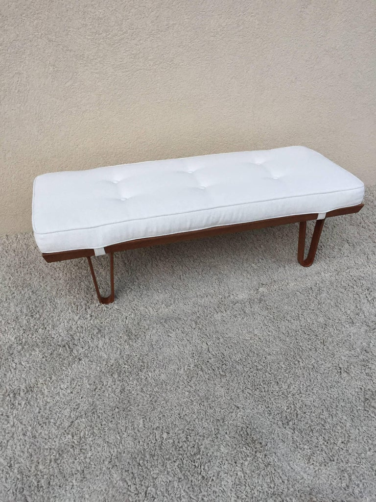 Edward Wormley Long John Bench Coffee Table For Sale At 1stdibs