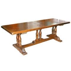 Refectory Farm Table , 19th Century
