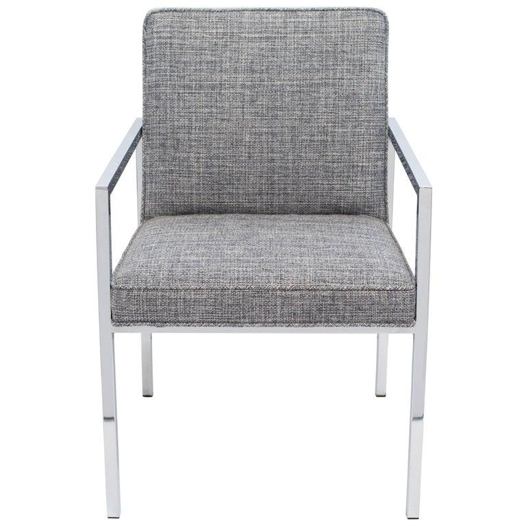 Milo Baughman Mid-Century Modern Desk Chair