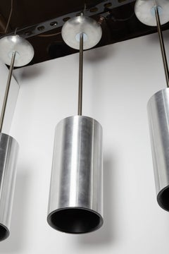 Set of Three Danish Modern Pendants in the Manner of Jo Hammerborg